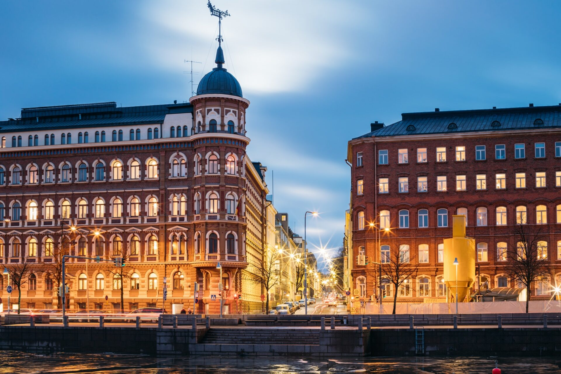 Studying and living in Finland