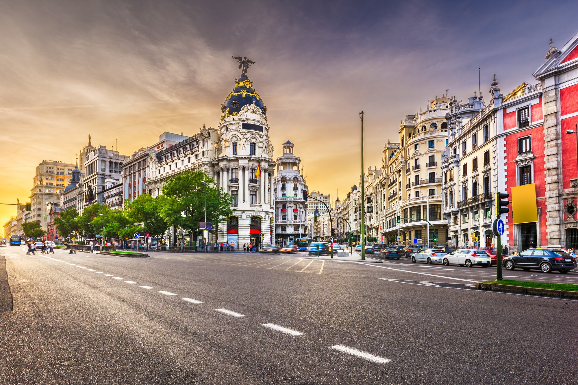 Studying and living in Spain